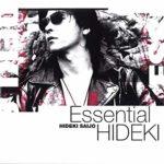 Essential HIDEKI 30th Anniversary Best Collection (1972-1999)