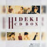 HIDEKI CD BOX -Beloved 120 Songs-