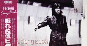 47.-HIDEKI SONG BOOK