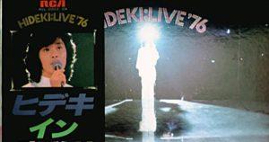 25.-HIDEKI LIVE '76