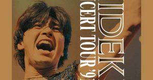 FRONTIER ROAD<br>HIDEKI SAIJO CONCERT TOUR '91